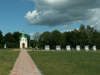 Вяжи орловская область мемориальный комплекс